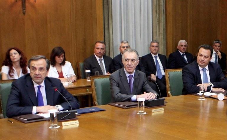Στο Υπουργικό Συμβούλιο 21.06.2012